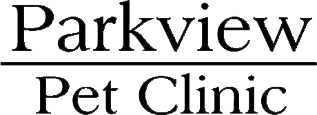 Parkview Pet Clinic logo